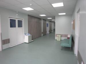 St.-Anna-Hospital, Bulgarien / LINO Modul