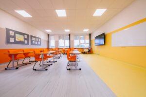 Welchen Bodenbelag sollte man für eine Schule oder einen Kindergarten wählen?